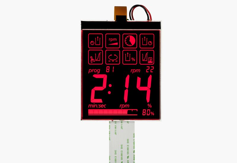 Custom LCD-Display