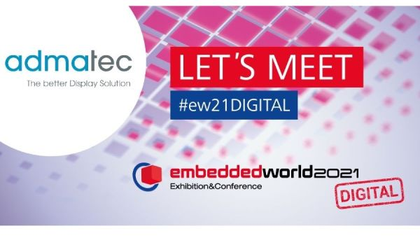 admatec embedded world 2021